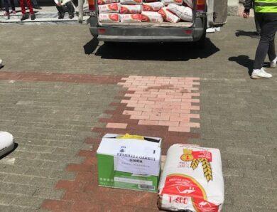 Këshilli Qarkut Dibër u gjendet pranë 250 familjeve në nevojë në 4 bashkitë#Dibër, #Bulqizë, #Klos dhe #Burrel me ndihma ushqimore!