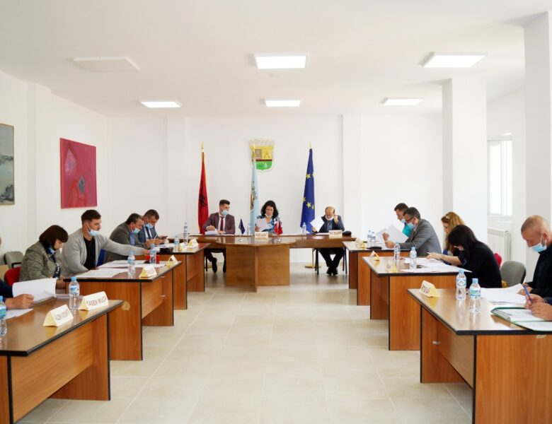 Mbledhja e Këshillit të Qarkut Dibër