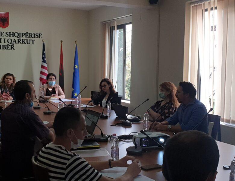 Takim programi IPA Maqedonia e Veriut – Shqiperi