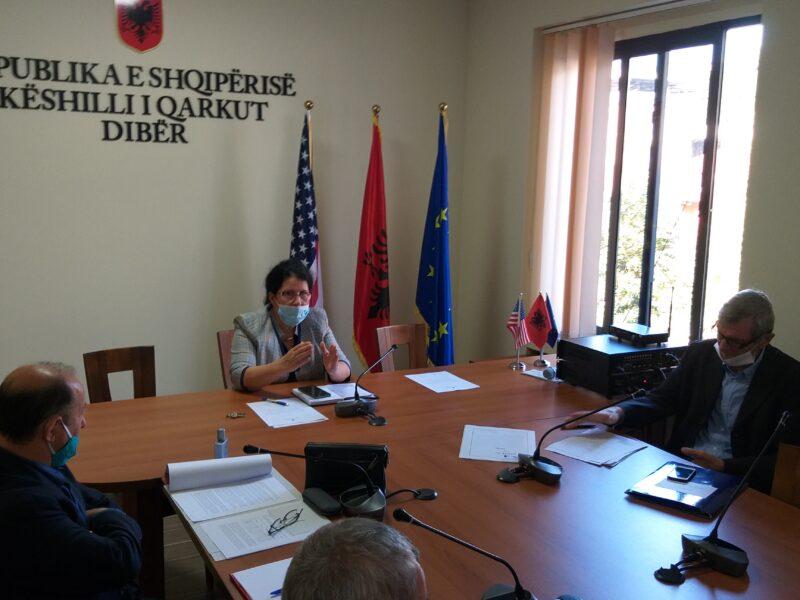 Mbledhja e rradhës i Komisionit të mbrojtjes së Tokës (KMT)