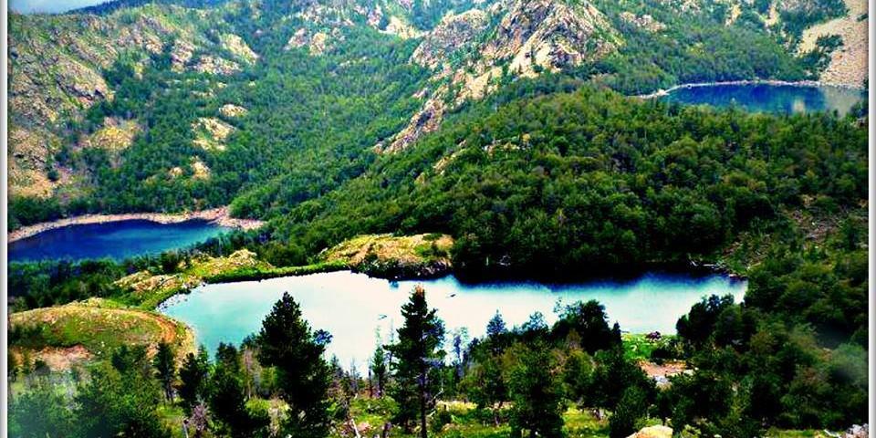 Mali Balgjajt dhe liqenet e Shtrunkzes, Kacni, 4 gryket.